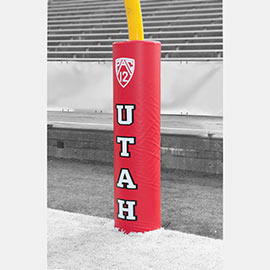 football goal post pads