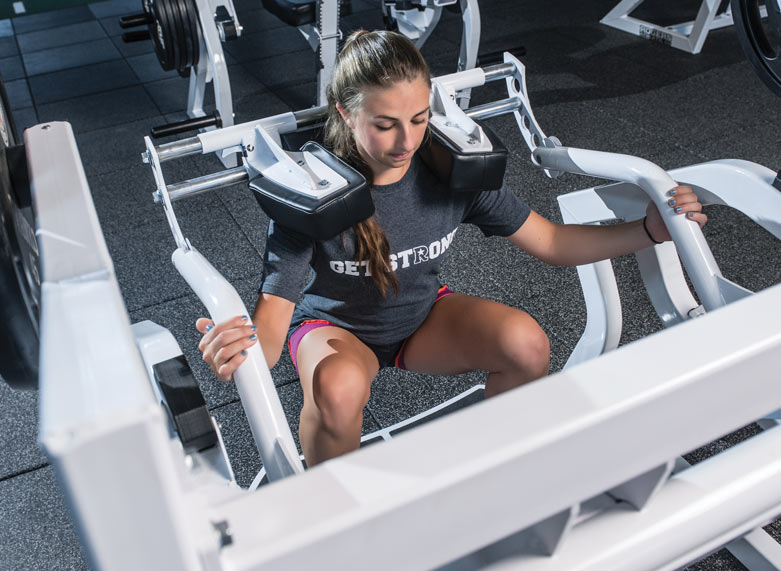 Weight Lifting Machines | Rogers Athletic