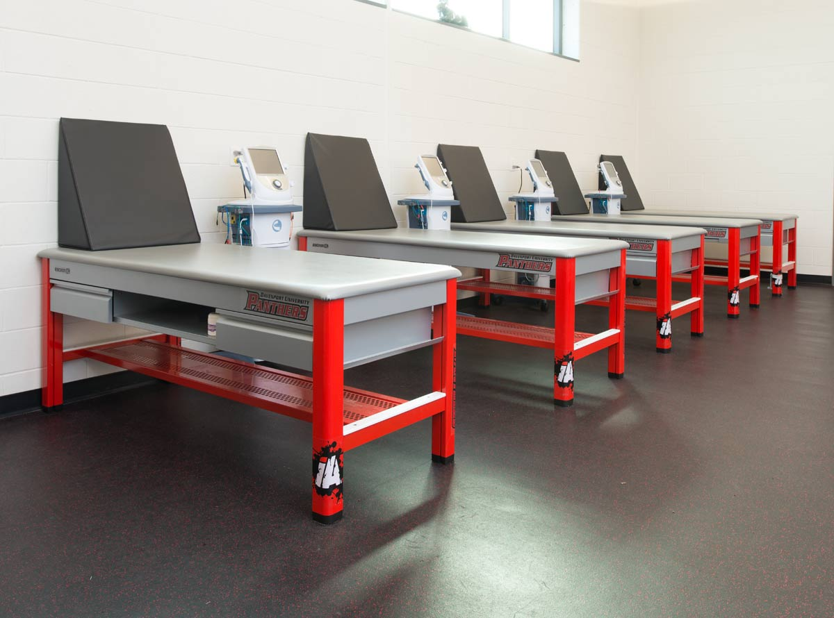 Athletic Training Tables