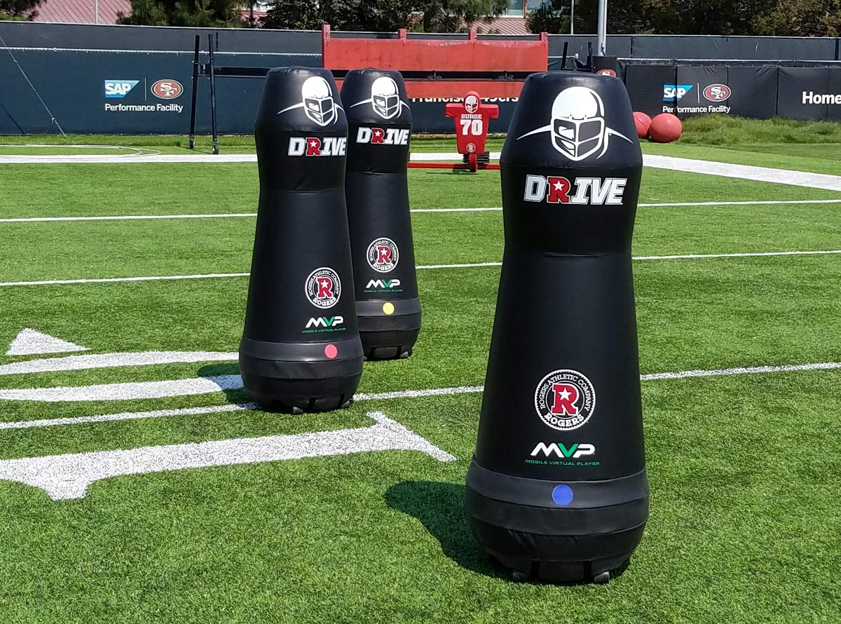MVP Drive Football Tackling Dummy