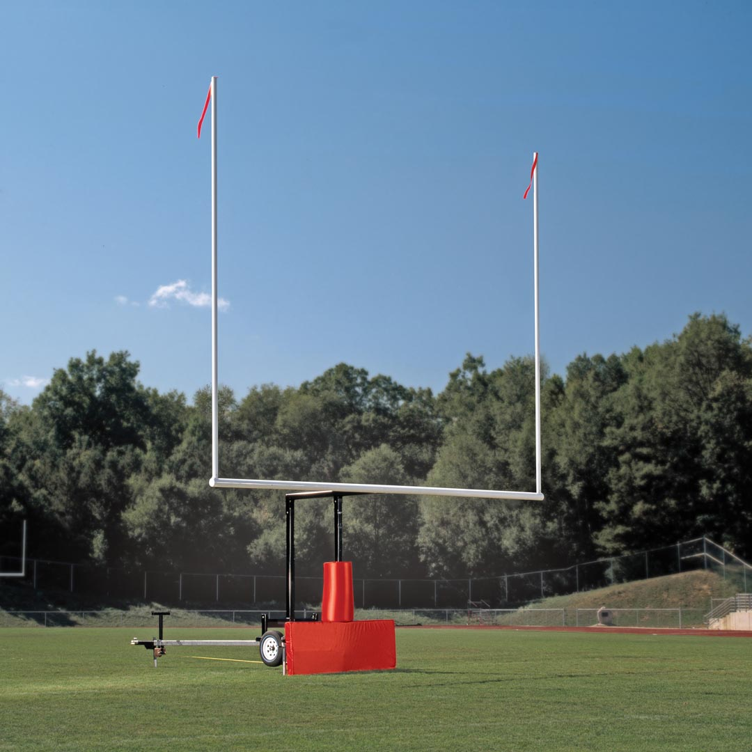 Stadium Pro Portable Goal Post 18 6 Quot Crossbar Rogers
