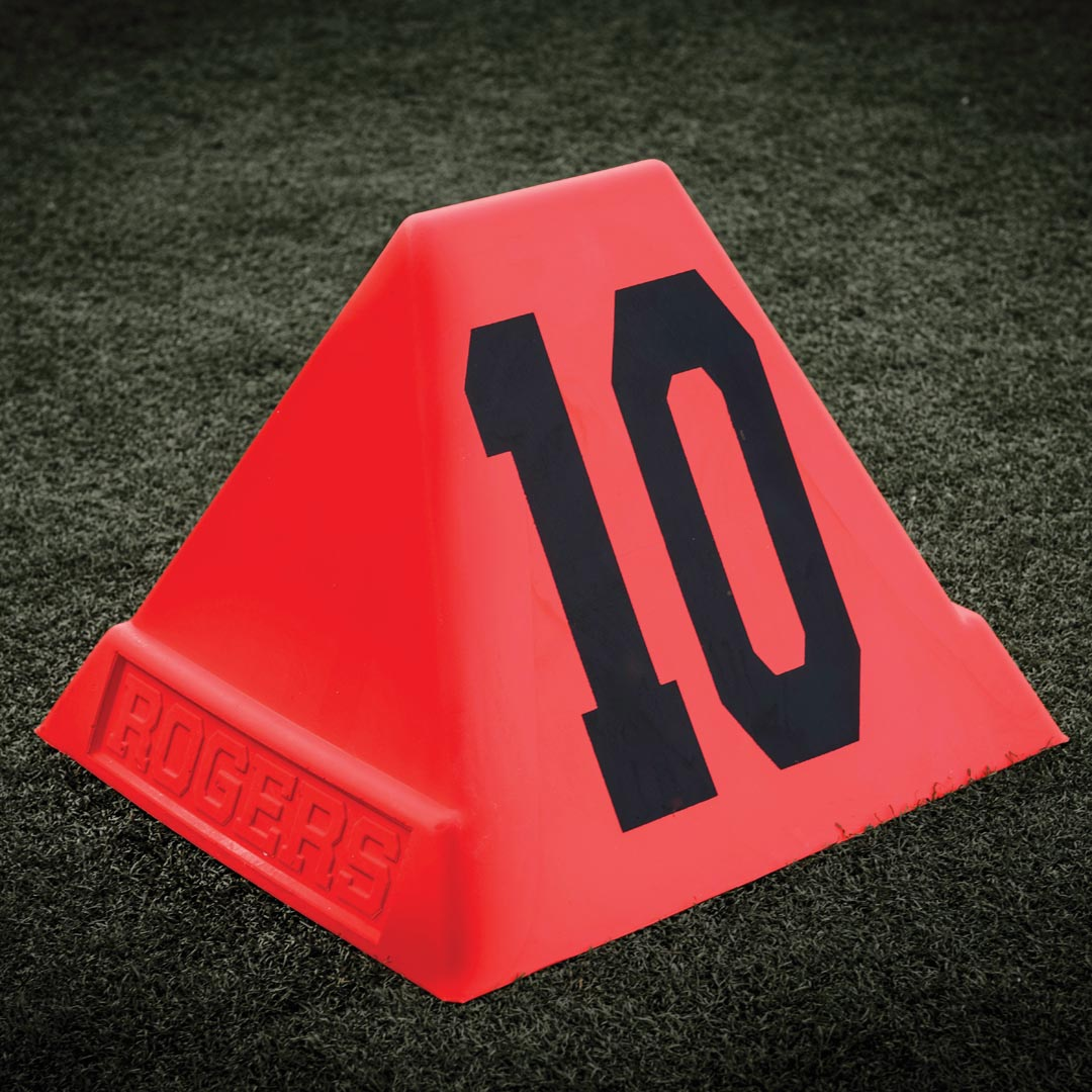 Stadium Pro Yard Line Markers - Set of 22