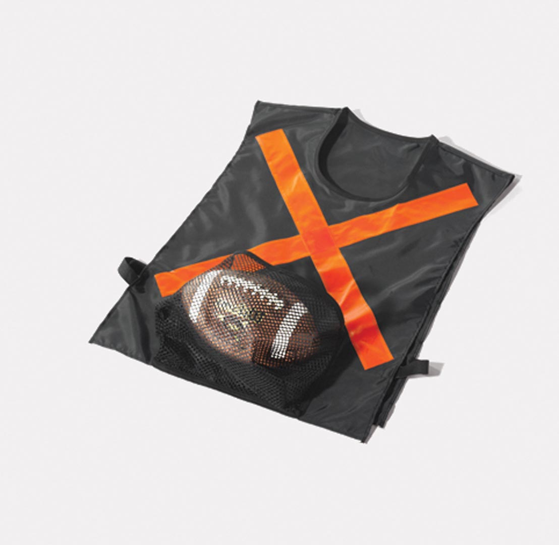 football ball boy vest