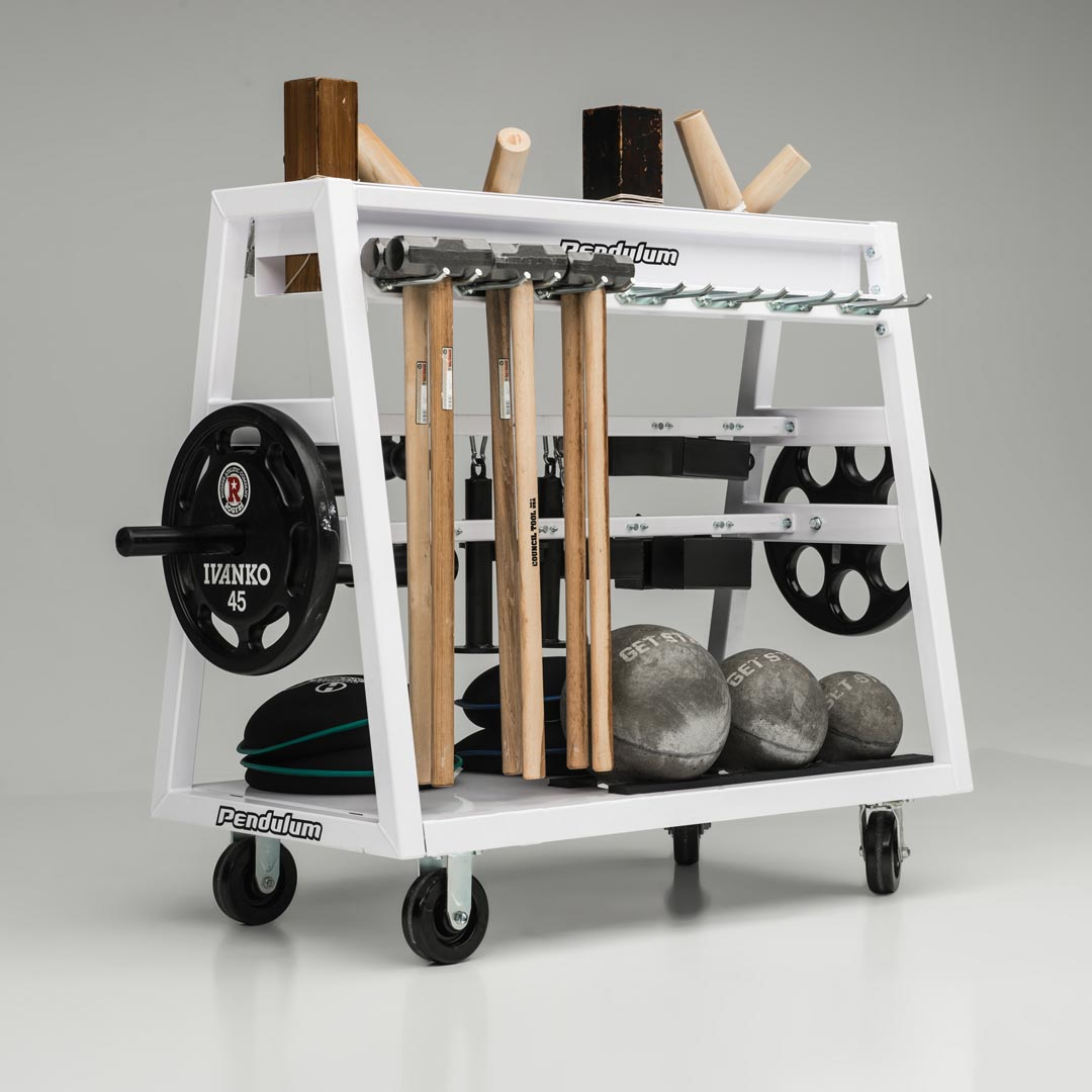 Pendulum Grip Cart