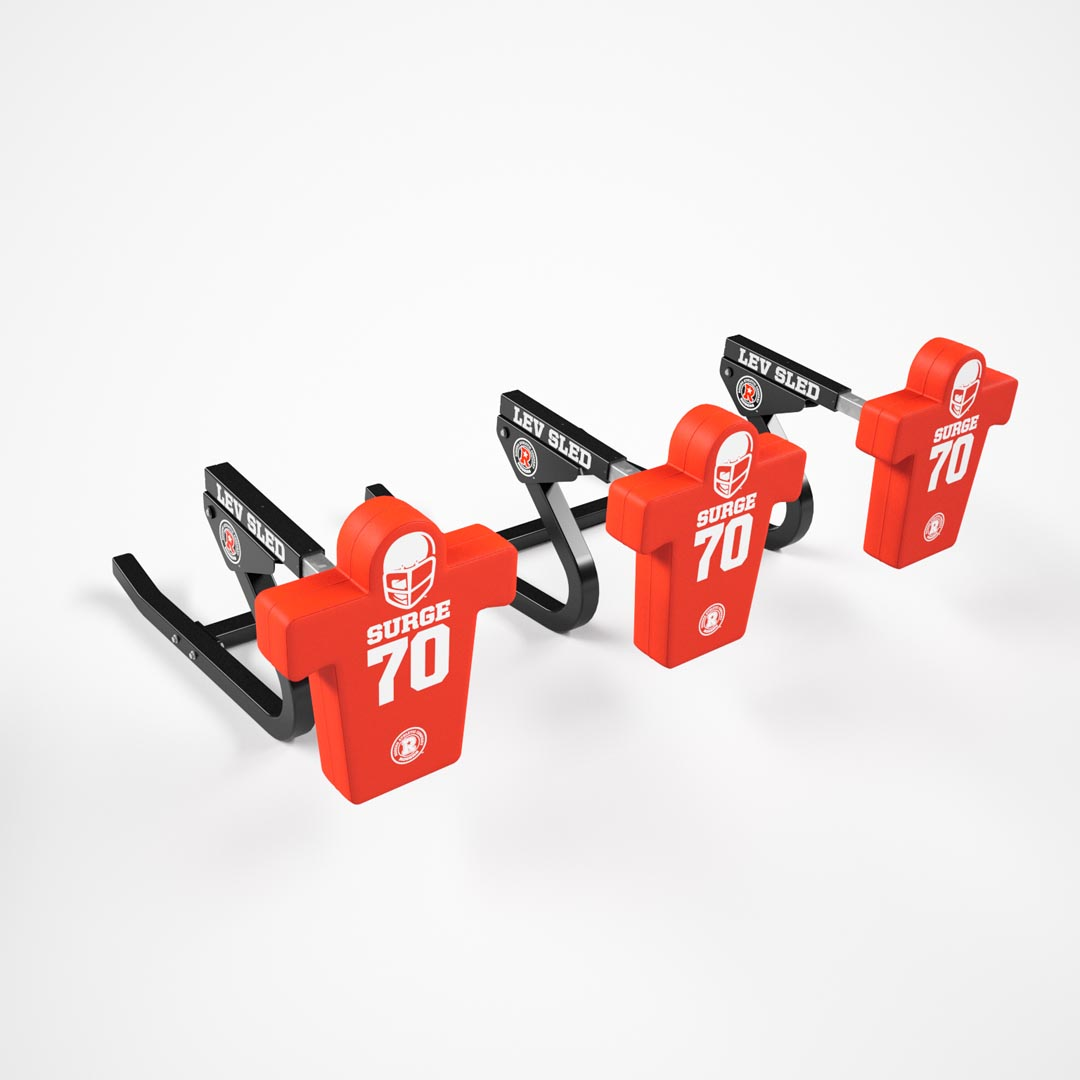 3-man LEV Sled