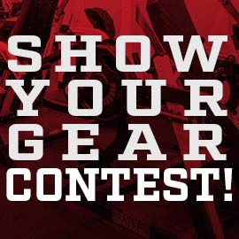 Show us your gear Contest