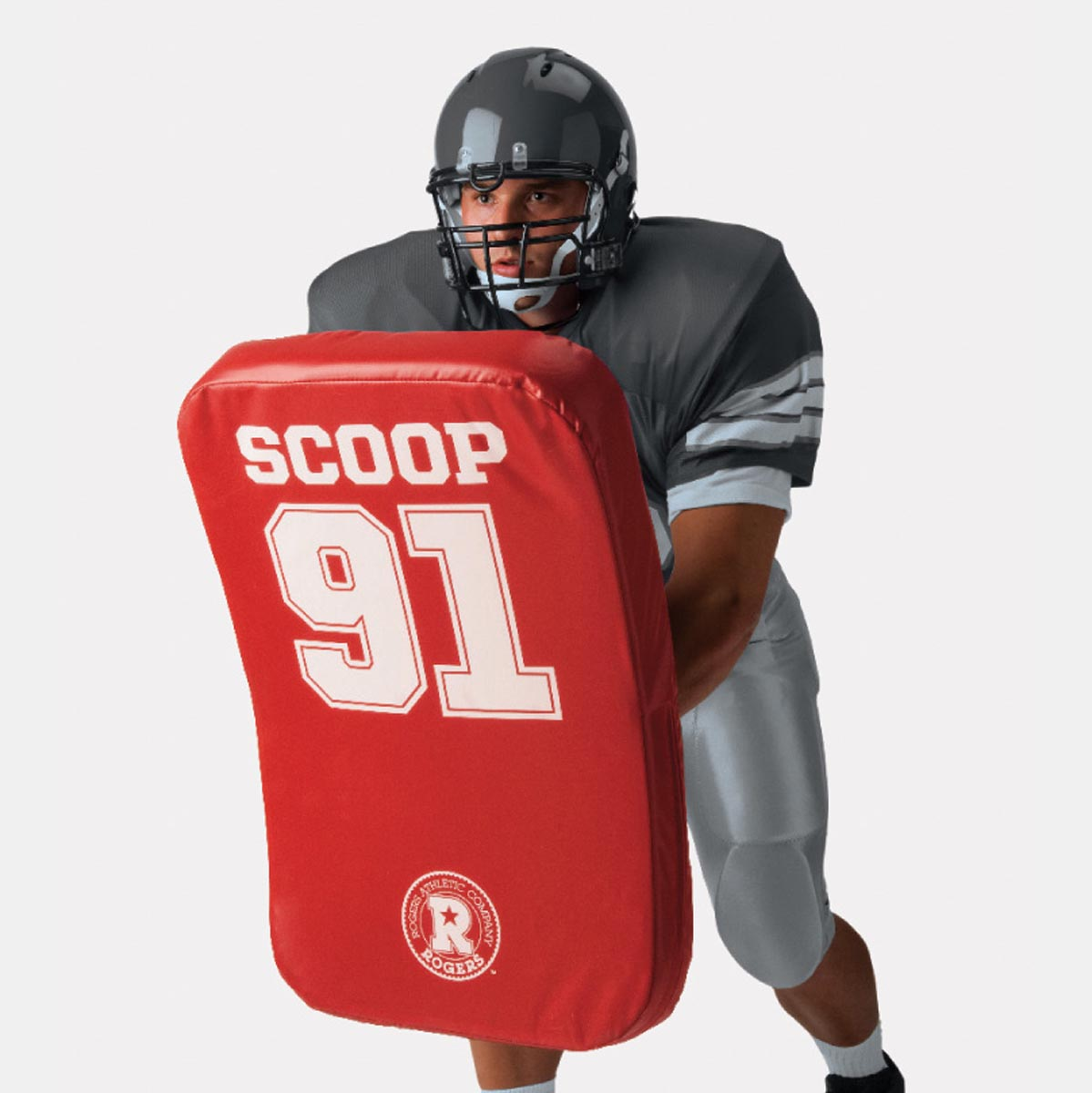 football shields - scoop