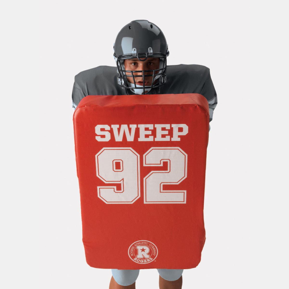 football shields - sweep